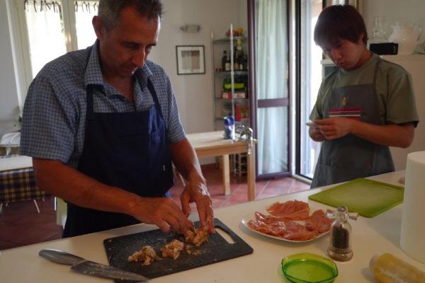 J先生の料理教室2