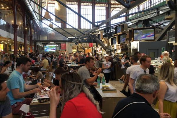 チェントラーレ市場2